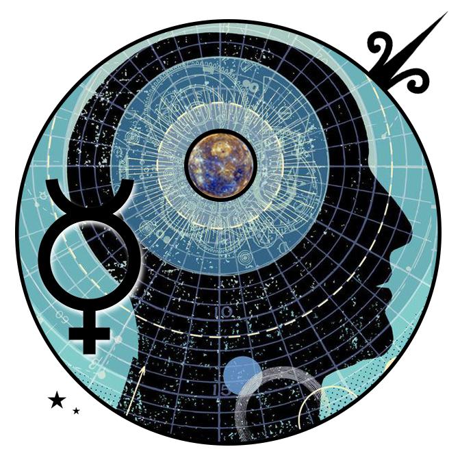 Mercur in Scorpion – Hermes devine SherlockHolmes