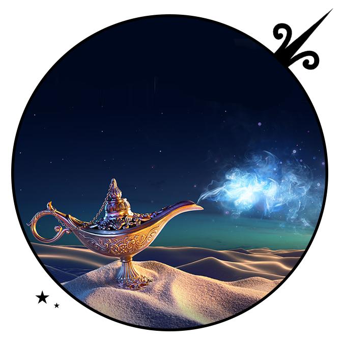 5 planete in Pesti – Maestru in Magie siManifestare