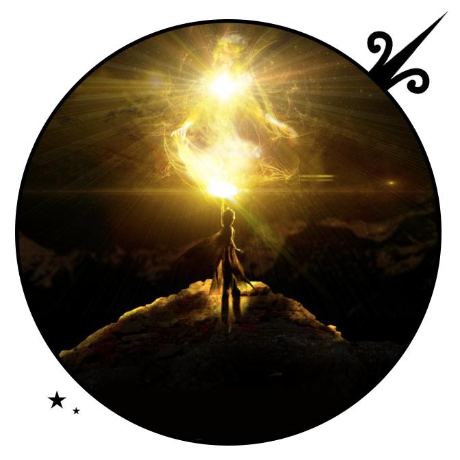 Mesaje din Nori: Lumina dinintuneric