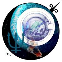 Neptun Retrograd in Pesti: masina de spalat presuri
