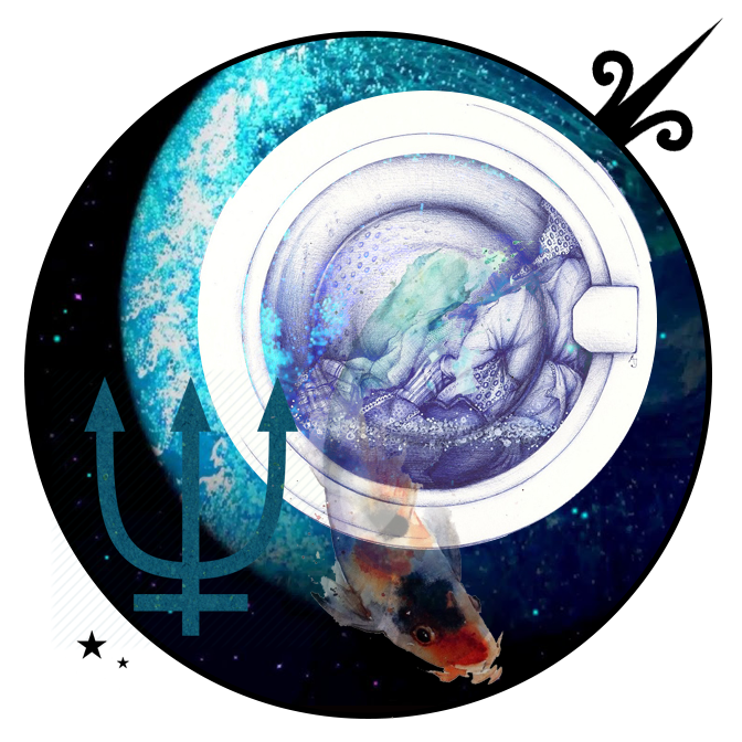 Neptun Retrograd in Pesti: masina de spalatpresuri